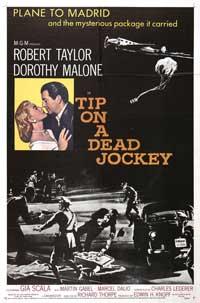 tip on a dead jockey 1957